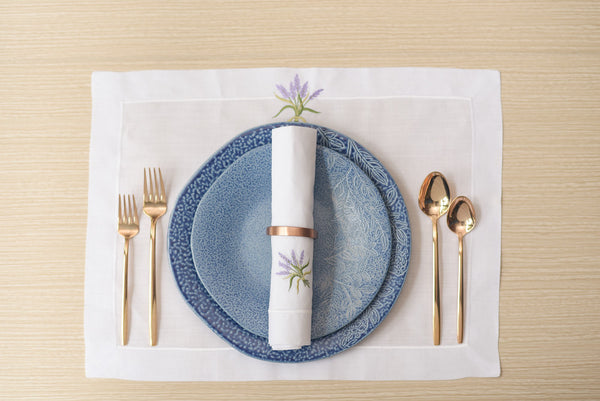 Sprigs of Lavender Placemat