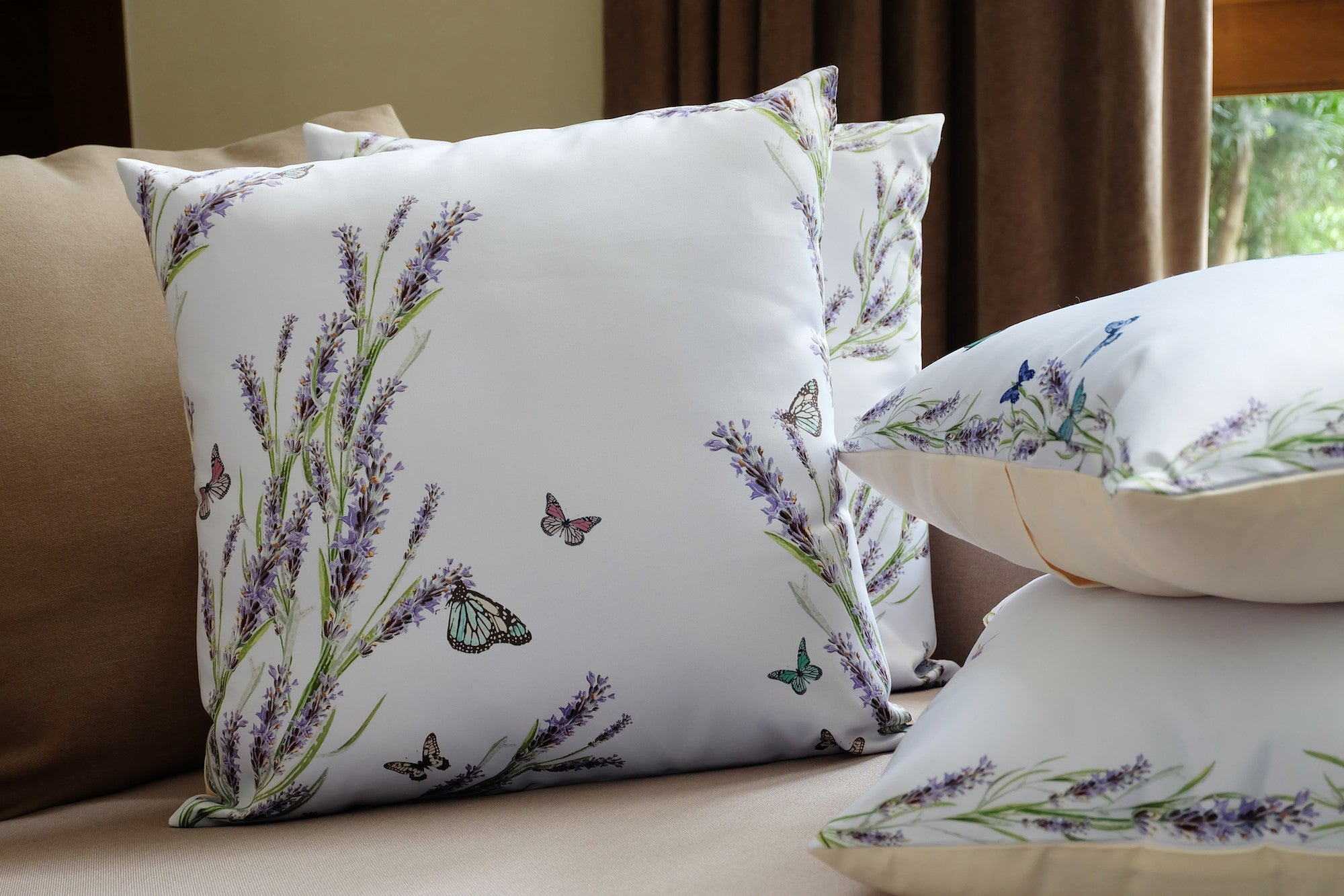 Botanical Collection Throw Pillows