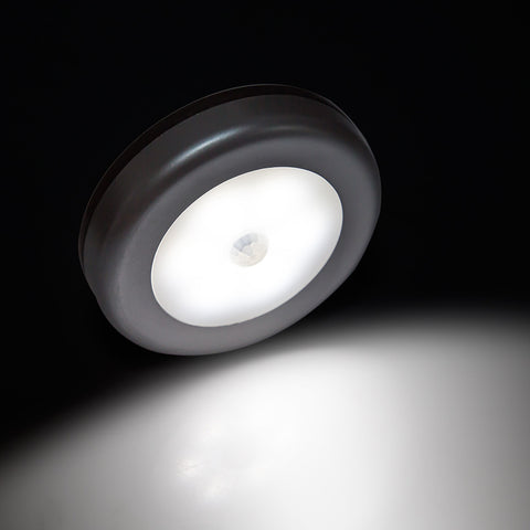 3PCS Motion Sensor Light, Kohree Battery-Operated LED Night Light, Closet Light, Stick-Anywhere Wall Light, Stair Light