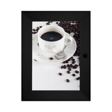 Load image into Gallery viewer, Black poster case  poster size 8.5x11 - 1.77 inch profile - Snap Frames Direct