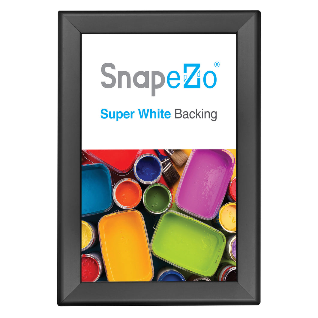 11x17 Black SnapeZo® Double-Sided - 1.25