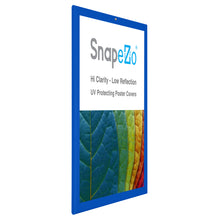 "Load image into Gallery viewer, 18x24 Blue SnapeZo® Locking - 1.25"" Profile"