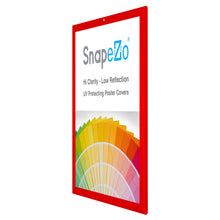 "Load image into Gallery viewer, 18x24 Red SnapeZo® Locking - 1.25"" Profile"