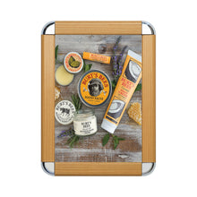 Load image into Gallery viewer, Light Wood radial, round-corner snap frame poster size 16X20 - 1.25 inch profile - Snap Frames Direct