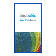"Load image into Gallery viewer, 14x26 Blue SnapeZo® Snap Frame - 1.2"" Profile"