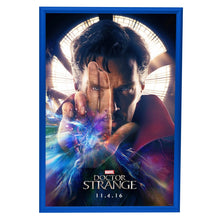 Load image into Gallery viewer, Blue snap frame poster size 20X30 - 1 inch profile - Snap Frames Direct