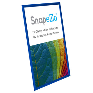 "20x30 Blue SnapeZo® Snap Frame - 1"" Profile"