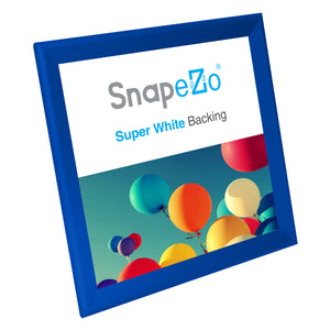 "36x37 Blue SnapeZo® Snap Frame - 1.7"" Profile"