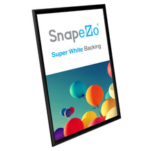 "Load image into Gallery viewer, 14x22 Black SnapeZo® Snap Frame - 1"" Profile"