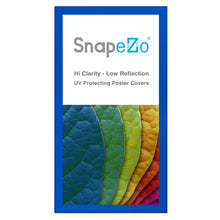 "Load image into Gallery viewer, 21x62 Blue SnapeZo® Snap Frame - 1.7"" Profile"