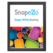 "Load image into Gallery viewer, 32x42 Black SnapeZo® Snap Frame - 1.7"" Profile"