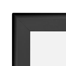 "Load image into Gallery viewer, 35x48 Black SnapeZo® Snap Frame - 1.7"" Profile"