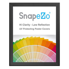 "Load image into Gallery viewer, 36x47 Black SnapeZo® Snap Frame - 1.7"" Profile"