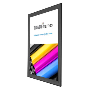 "36x48 Black Snap Frame - 1.7"" Profile"