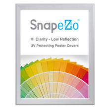 "Load image into Gallery viewer, 32x40 Silver SnapeZo® Snap Frame - 1.7"" Profile"
