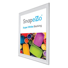 "Load image into Gallery viewer, A0 Silver SnapeZo® Snap Frame - 1.7"" Profile"