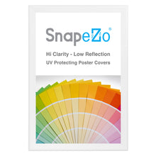 "Load image into Gallery viewer, 32x48 White SnapeZo® Snap Frame - 1.7"" Profile"