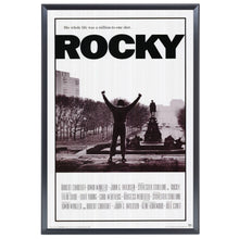 Load image into Gallery viewer, Black movie poster snap frame poster size 27X41 - 1.25 inch profile - Self-Assembly - Snap Frames Direct