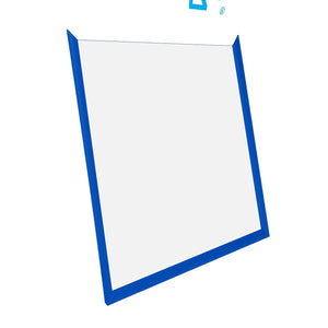 "28x32 Blue SnapeZo® Snap Frame - 1.2"" Profile"