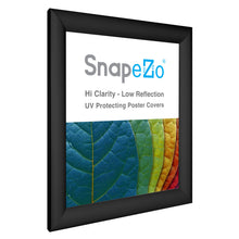"Load image into Gallery viewer, 10x12 Black SnapeZo® Snap Frame - 1.2"" Profile"