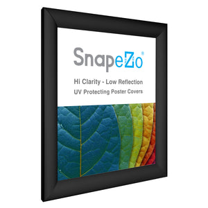 "10x12 Black SnapeZo® Snap Frame - 1.2"" Profile"
