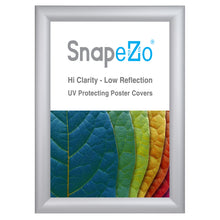 "Load image into Gallery viewer, 11x14 Silver SnapeZo® Snap Frame - 1.2"" Profile"