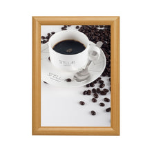 Load image into Gallery viewer, Light Wood snap frame poster size 24X30 - 1.25 inch profile - Snap Frames Direct