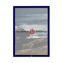 Load image into Gallery viewer, Blue locking snap frame poster size 22X28 - 1.25 inch profile - Snap Frames Direct