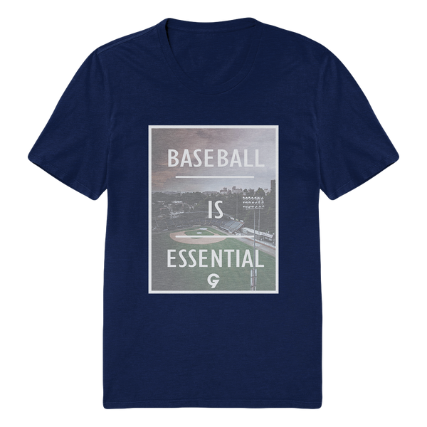 Baseball Is Essential