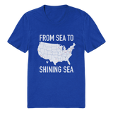 Baseball From Sea to Shining Sea