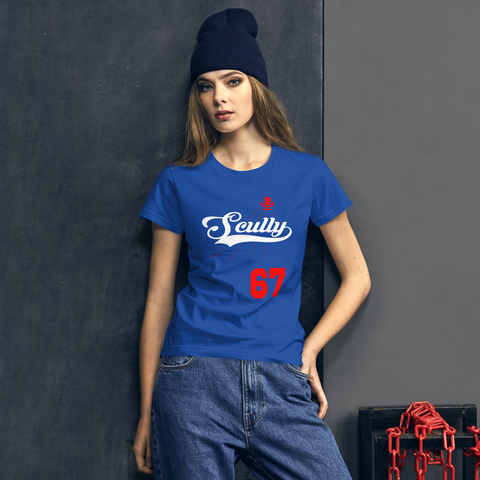 Scully 67 - Women's short sleeve t-shirt