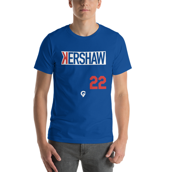 Kershaw 22 - Short-Sleeve Unisex T-Shirt