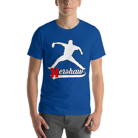 Kershaw with a K - Short-Sleeve Unisex T-Shirt
