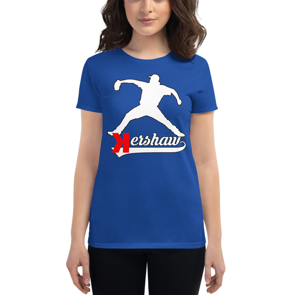 Kershaw with a K - Women's short sleeve t-shirt