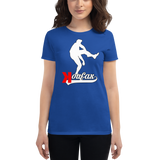 Koufax with a K - Women's short sleeve t-shirt