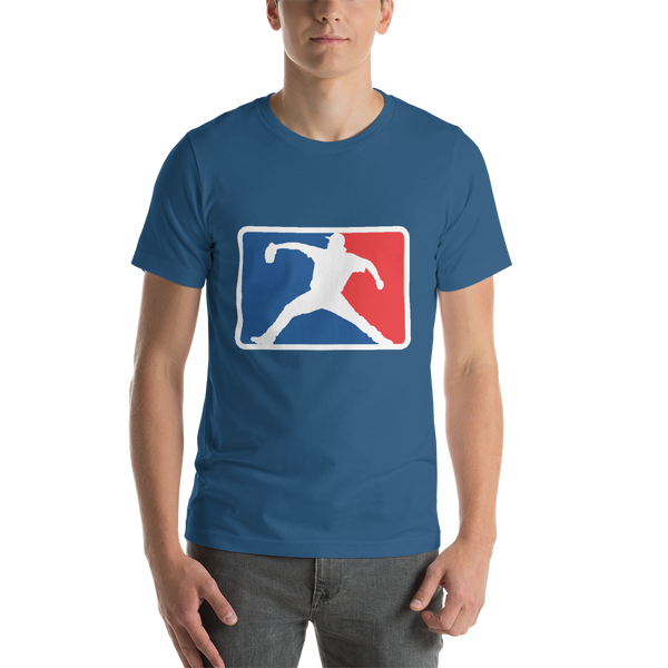 Kershaw League Baseball - Short-Sleeve Unisex T-Shirt