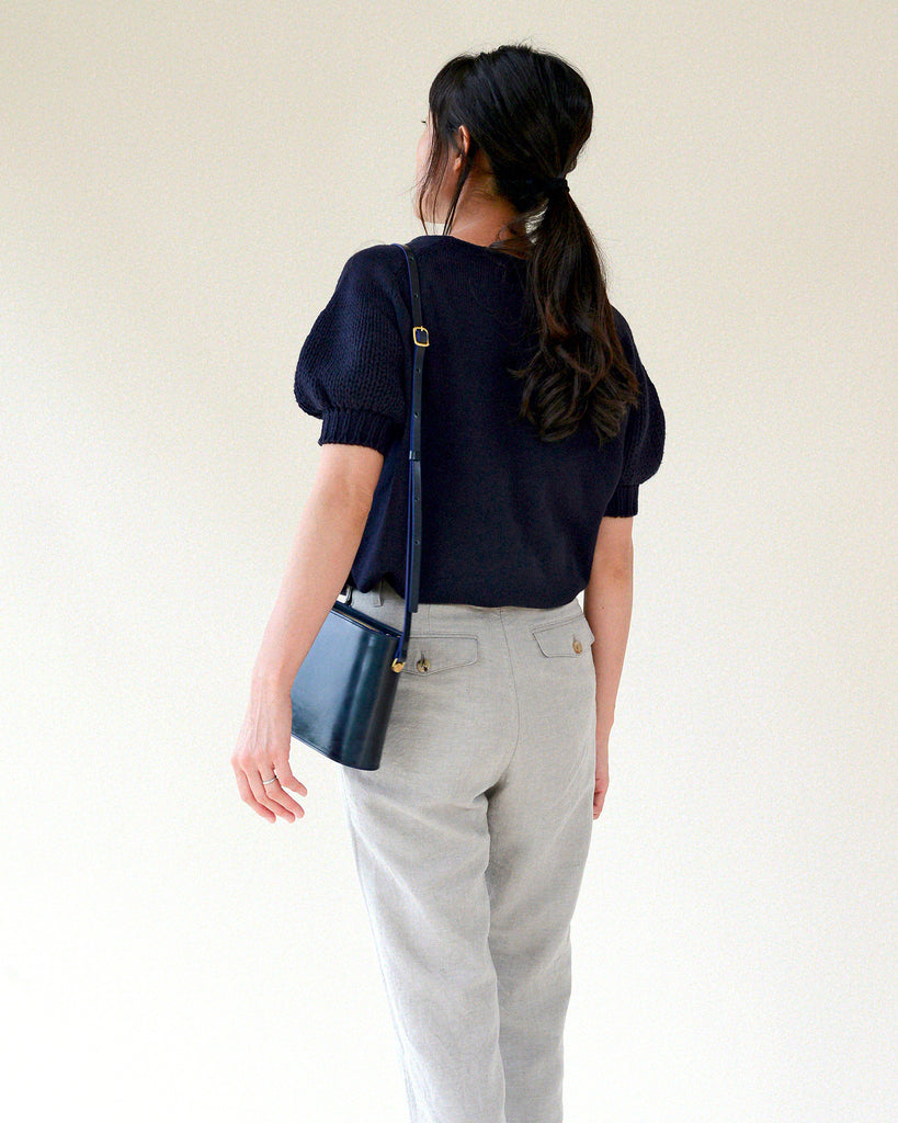 Shoulder Bag (navy) - preorder