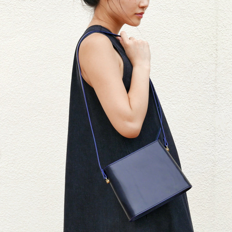 Shoulder Bag (navy)