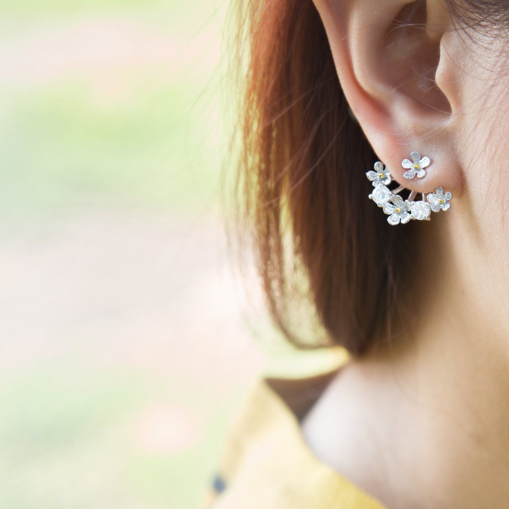 Bloom In Summer Earrings