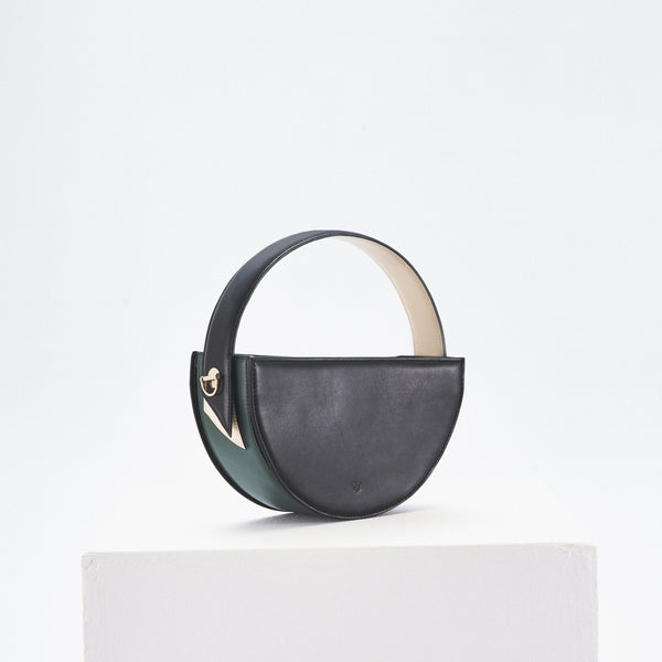 The ONE Bag (black & thyme)