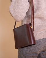 Shoulder Bag (chocolate)