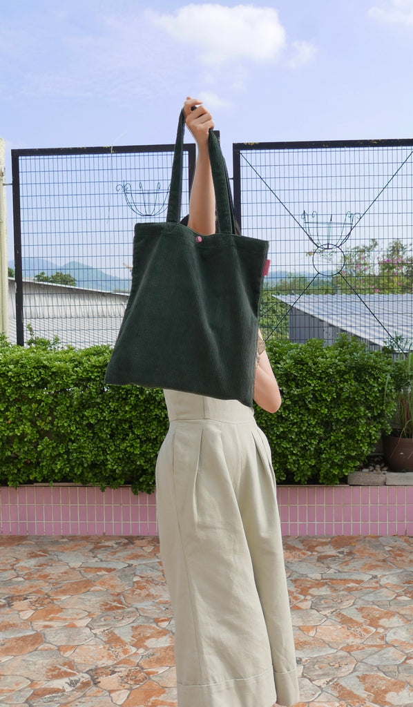 Winter Totes (Green)