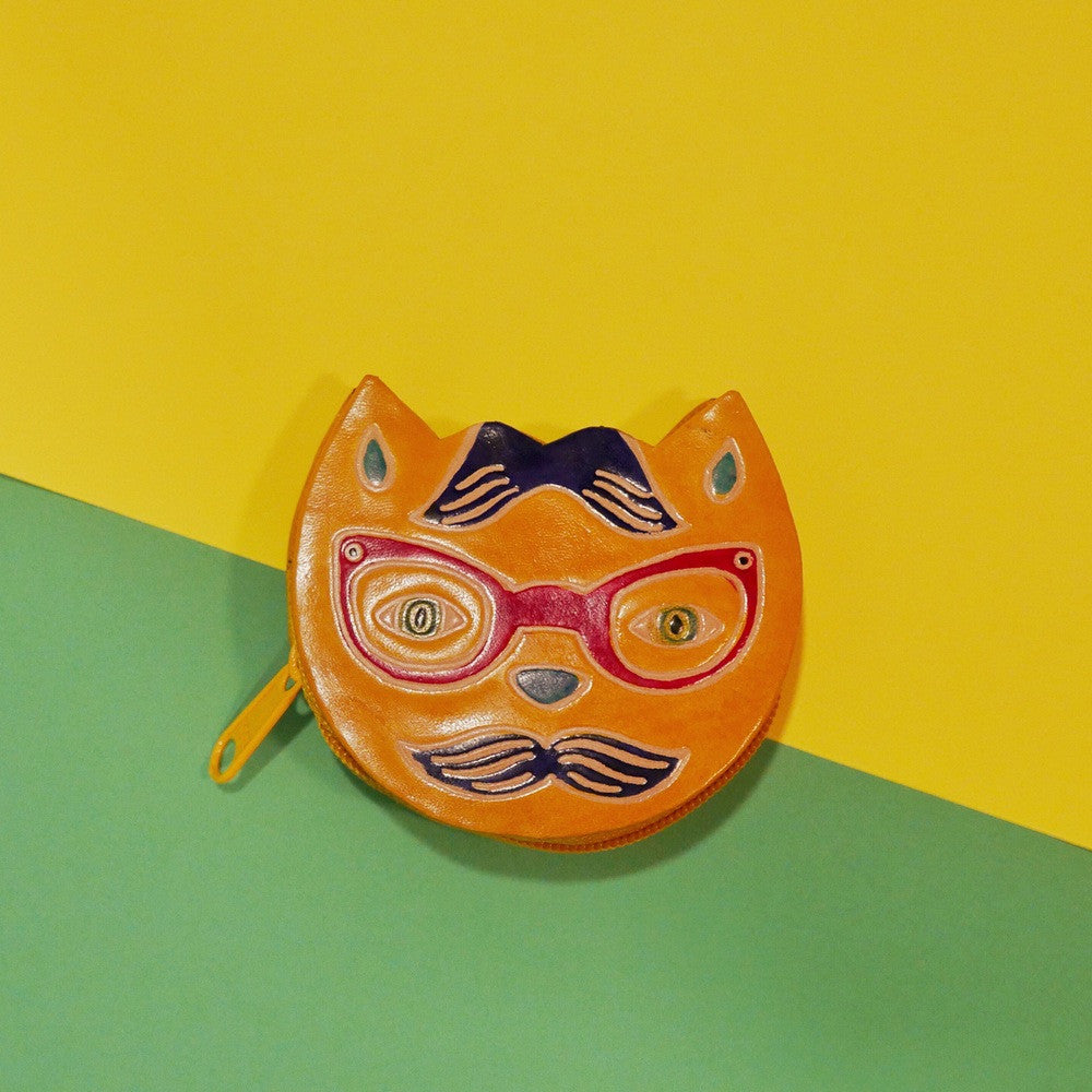 Mister Meow Coin Bag