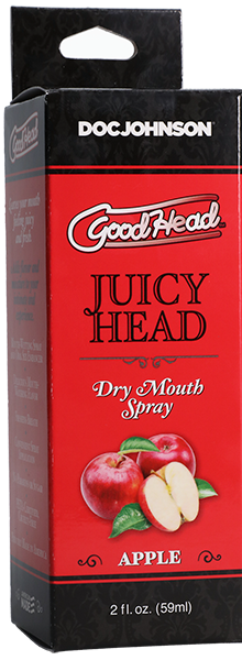Wet Head Dry Mouth Spray - Juicy Apple (59ml)