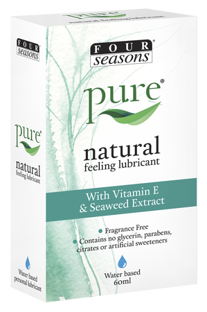 PURE Natural Feeling Lubricant