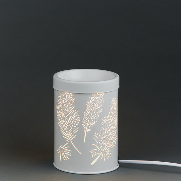 Light as a Feather Electric Melt Warmer - White