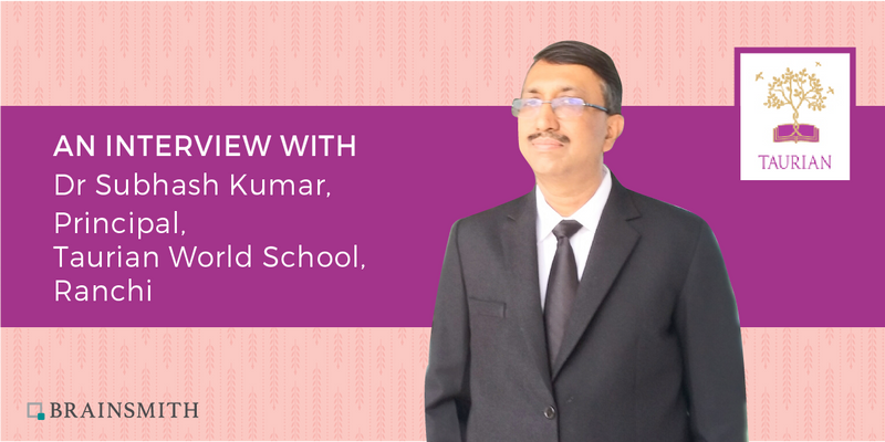 An Interview with The Principal, Taurian World School