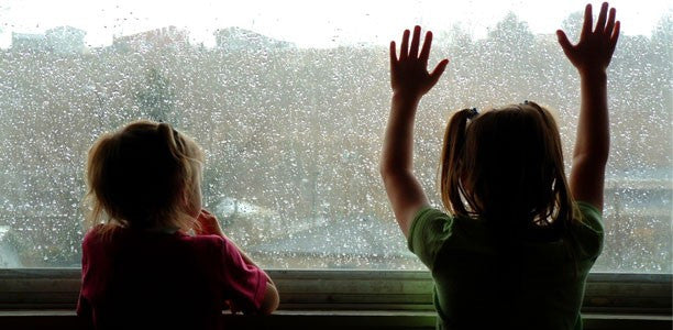 Indoor Activities for children on a Rainy Day