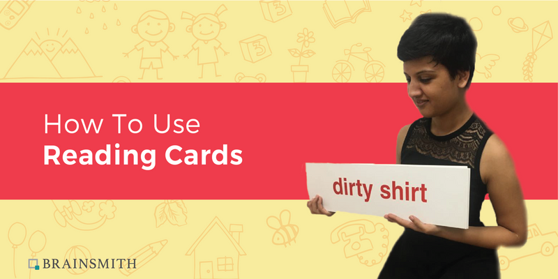 How to use Reading Cards