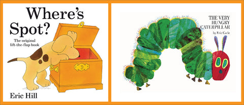 Wheres Spot-A very hungry Caterpillar